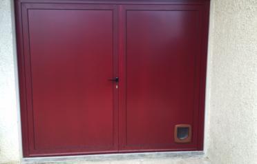 Porte de garage Grenoble